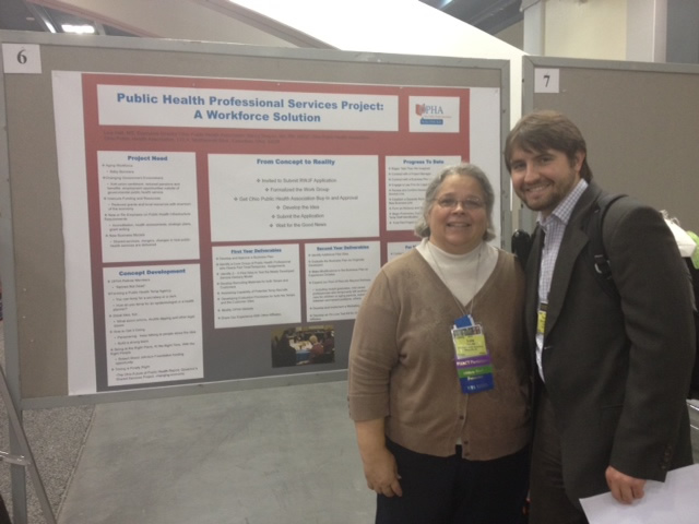 APHA conference photo